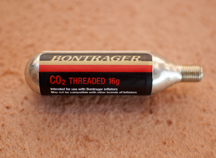Botella CO2 Bontrager 16 gr