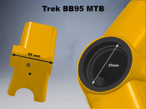 Trek BB95 MTB