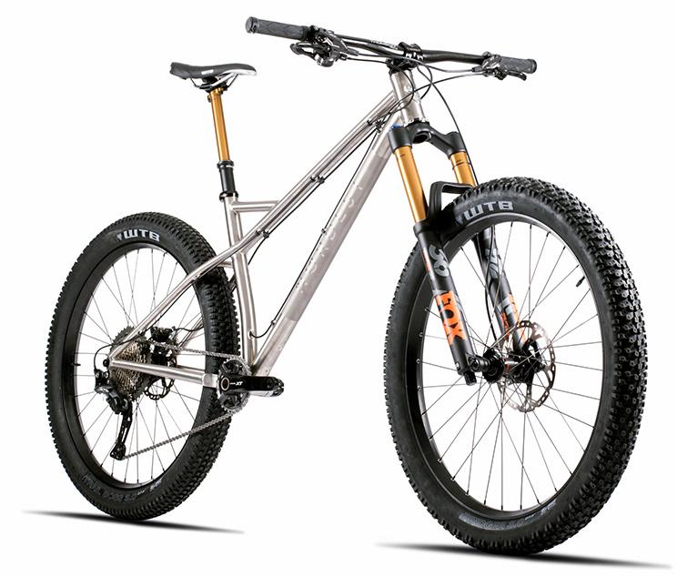 Bicicleta Nordest Bardino ti m1