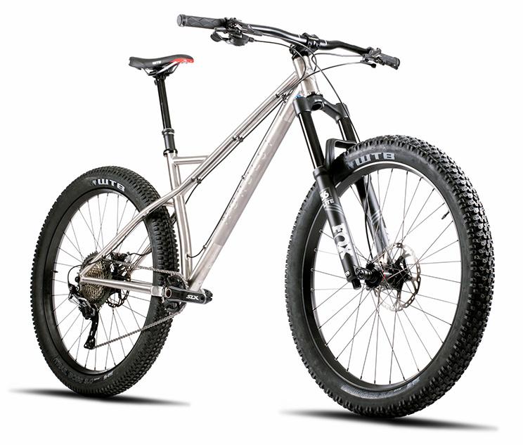 Bicicleta Nordest Bardino Ti M2