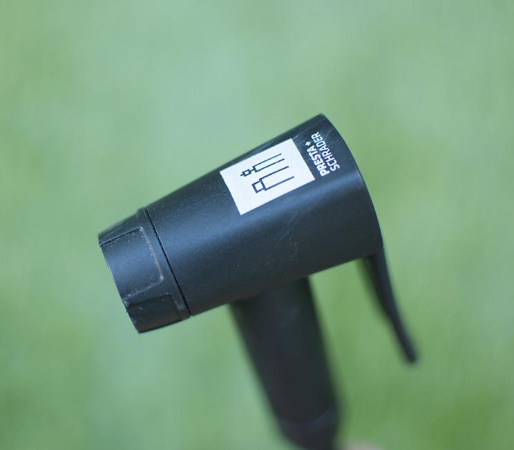 Bontrager tlr flash charger Presta Schrader