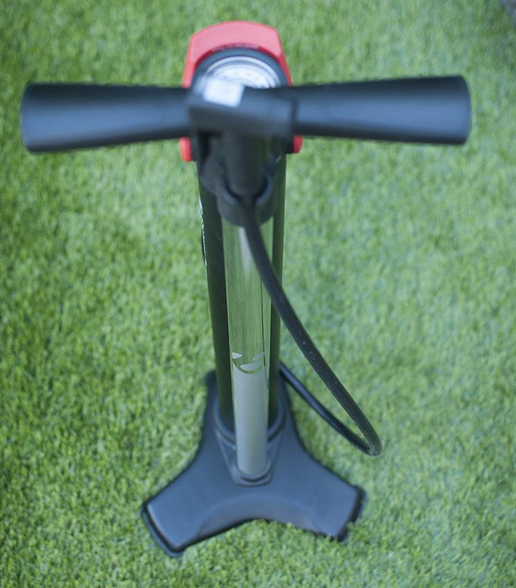 Bontrager tlr flash charger cámara principal inflado