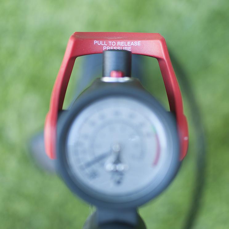 Bontrager tlr flash charger palanca presión inflado