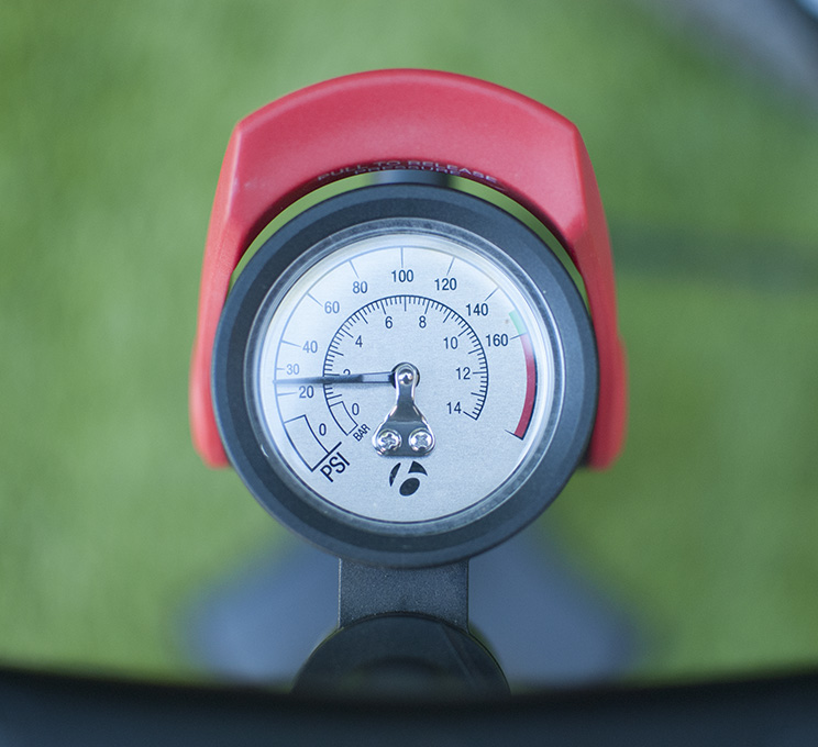 Bontrager tlr flash charger presión mantenida