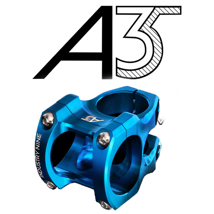 Industry Nine potencia A35