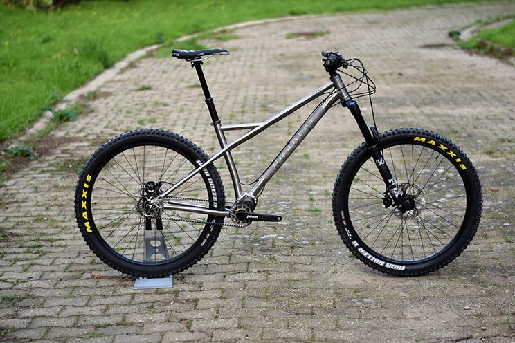 bicicleta nordest lacrau ti M2