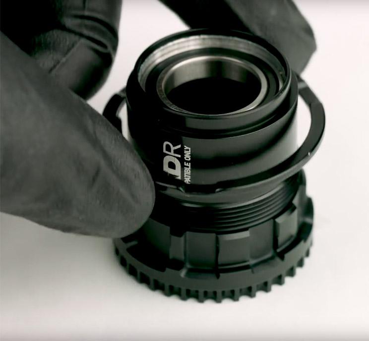Arandela 1.85 mm núcleo SRAM XDR