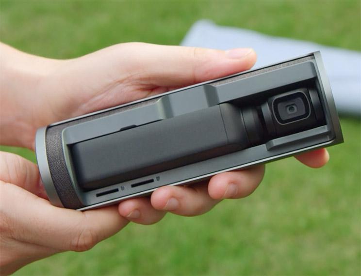 DJI Osmo Pocket estuche con carga