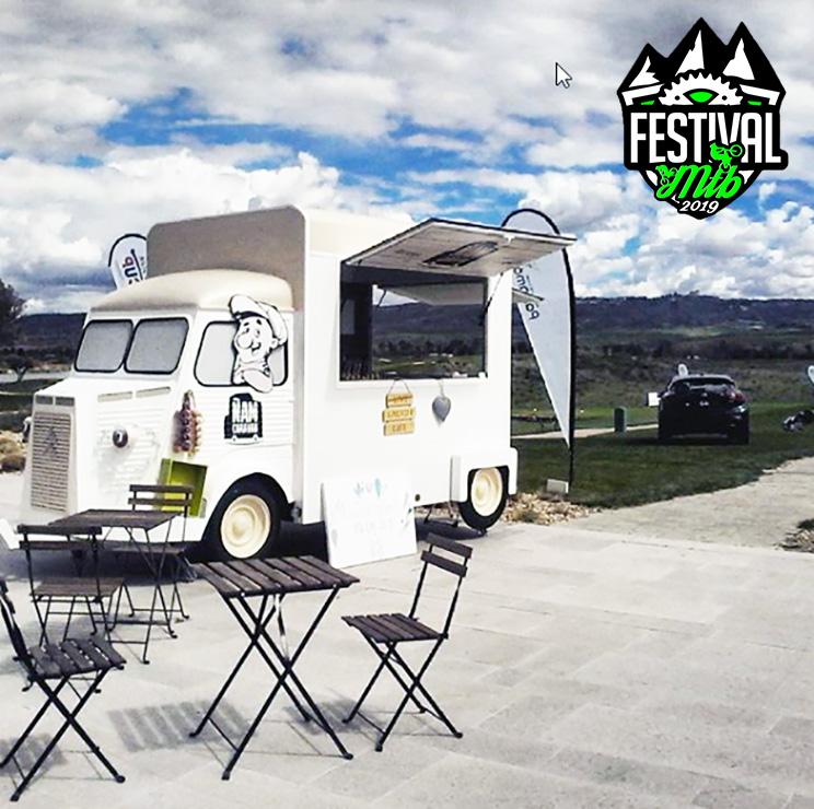 Festival MTB 2019 El Espinar Food Trucks