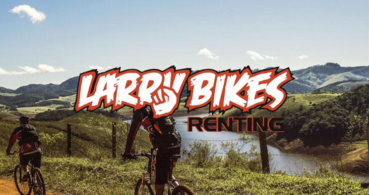 Larry Bikes Renting