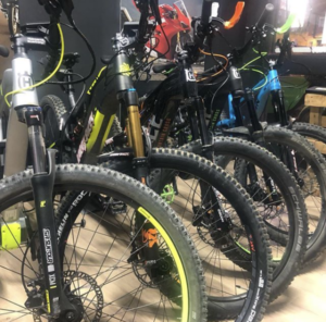 Larry Bikes bicicletas renting