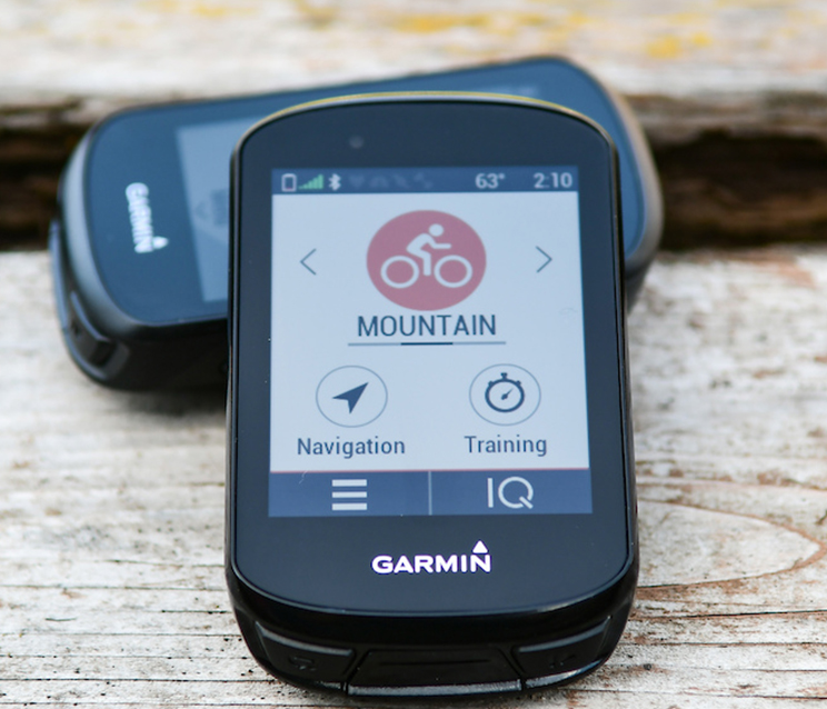 Garmin 830 Mountain