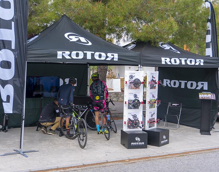 Rotor Stand Orbea Weekend Málaga