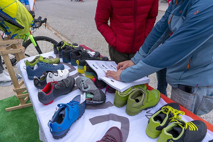 Vaude tipos de calzado